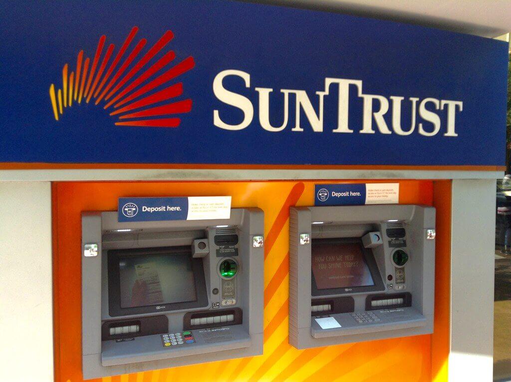 suntrust bank near me