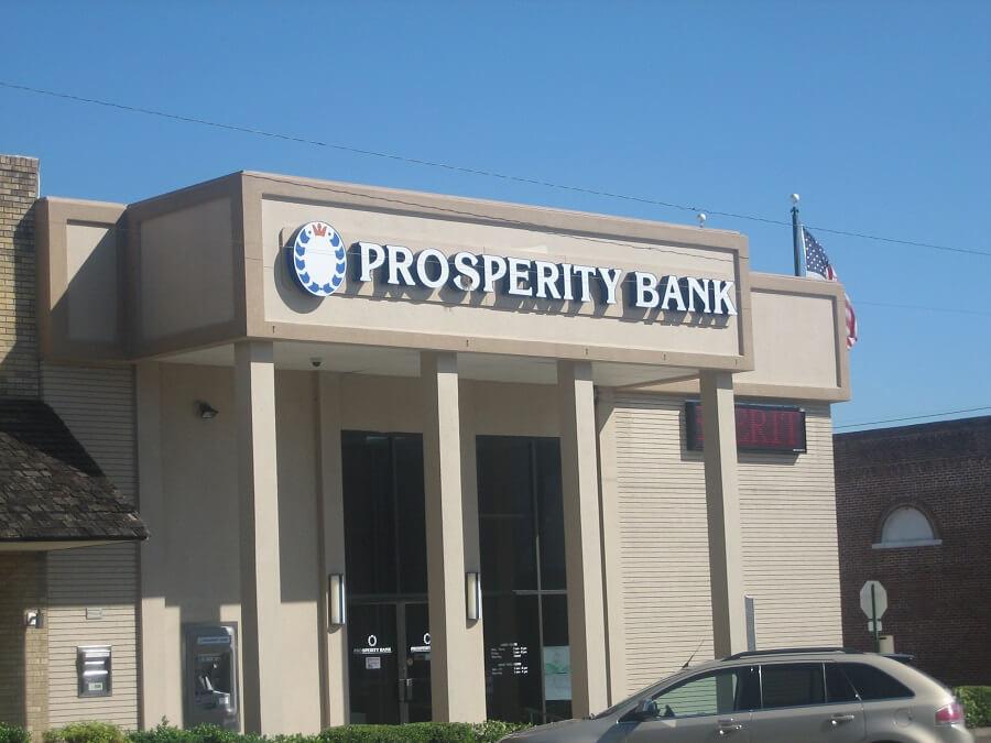 Prosperity Bank Near me