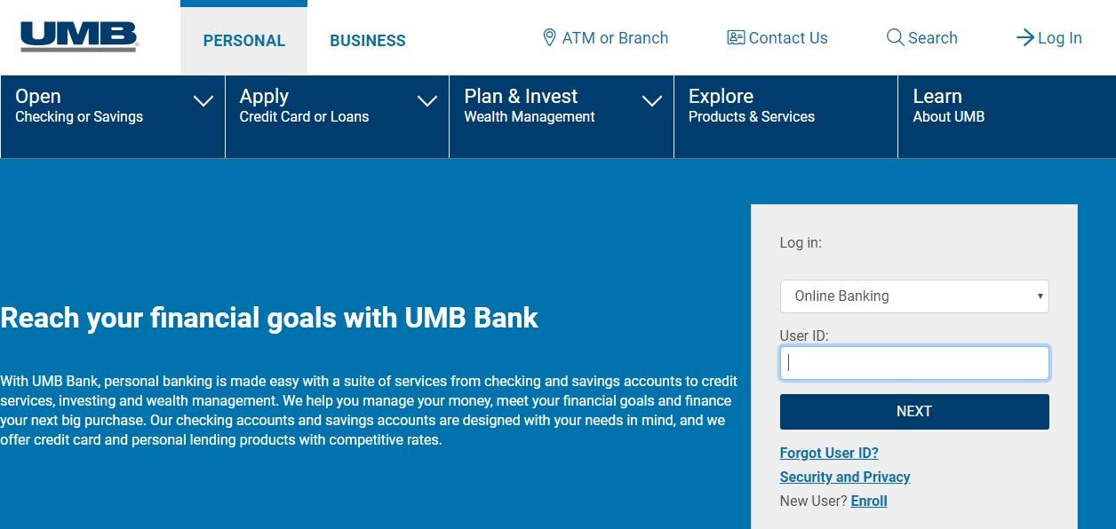 UMB Bank Hours