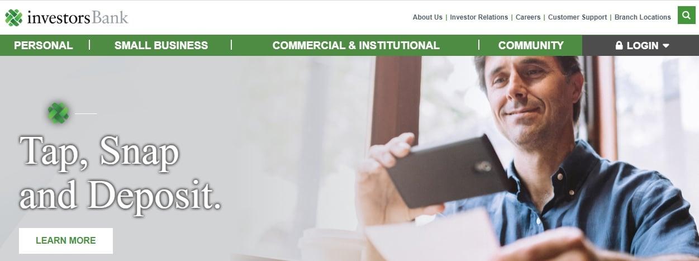 Investors Bank Hours