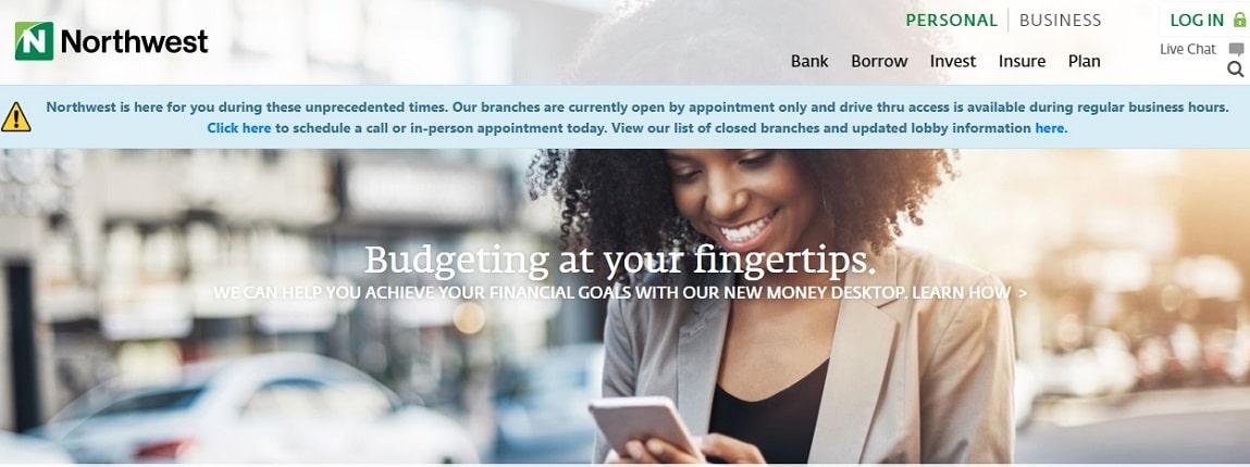 Northwest Saving Bank Hours